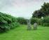 Jardin de Vauville en Normandie