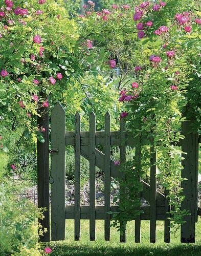 Un jardin cousu main près de Chambord
