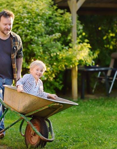 12 idées pour occuper les enfants au jardin en période de confinement