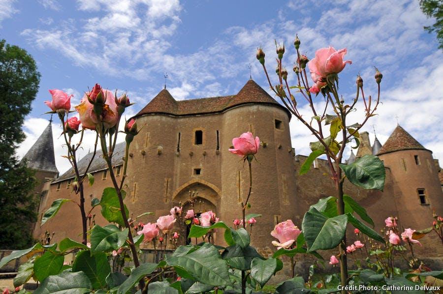 château du jardin d'Ainay le Vieil