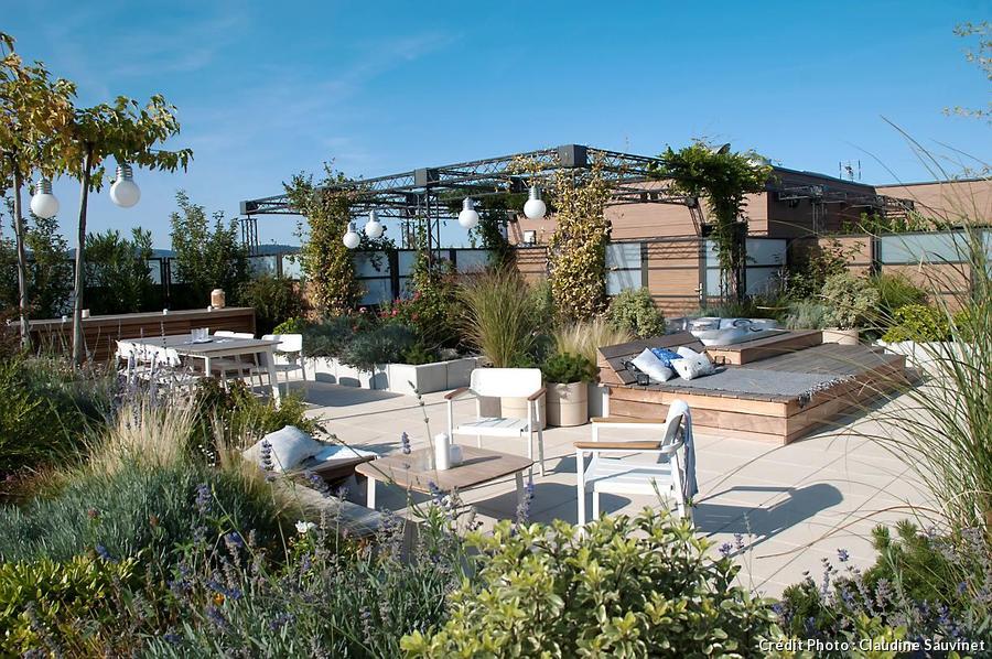 Comment aménager un toit-terrasse : conseils d\'experts ...