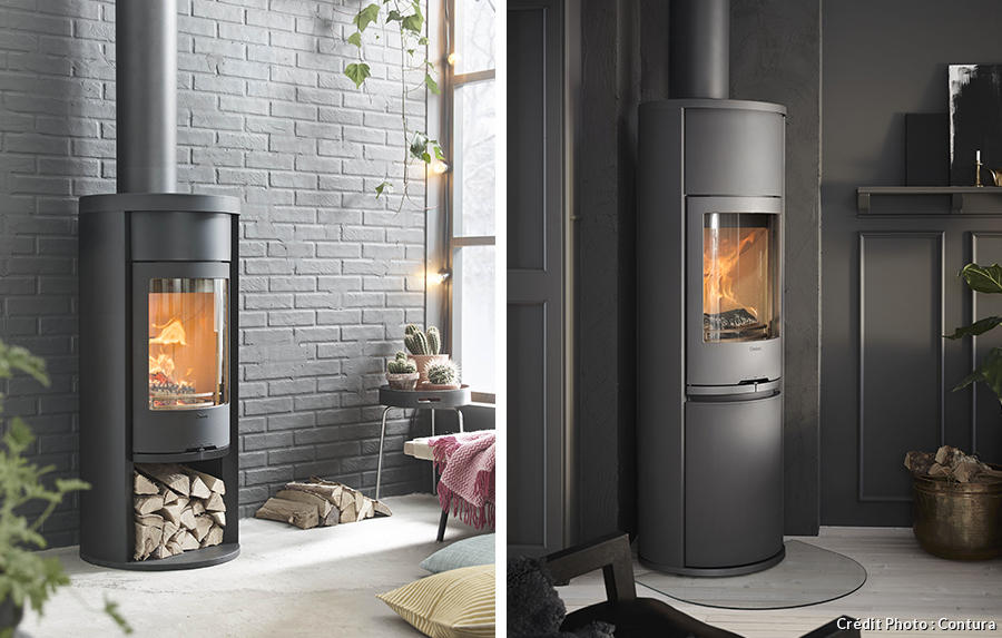 Contura 620 + 690-style-chimney