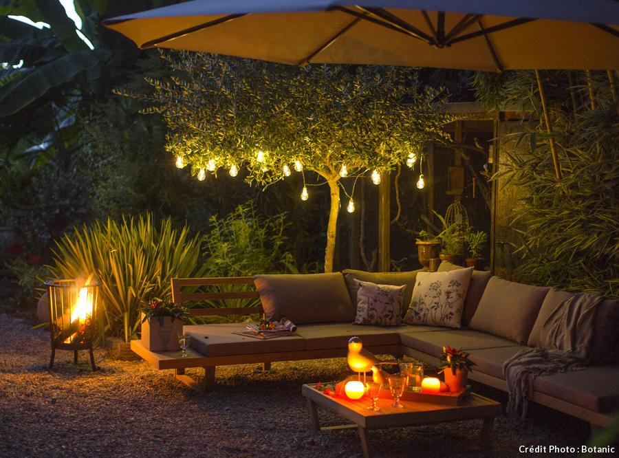Terrasse Avec Brasero Cartier Love Online