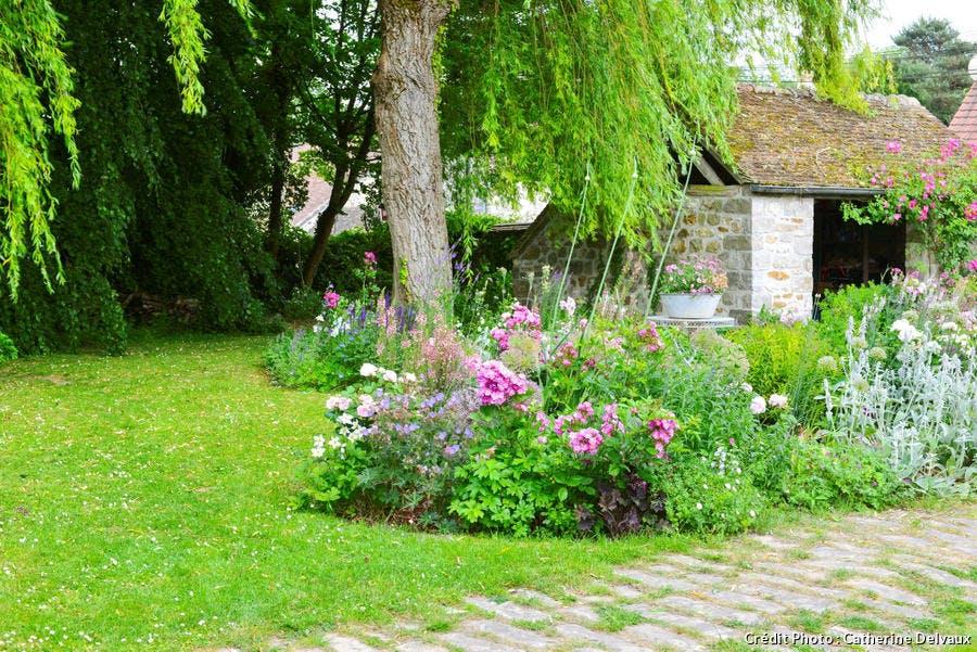 Créer un jardin de campagne