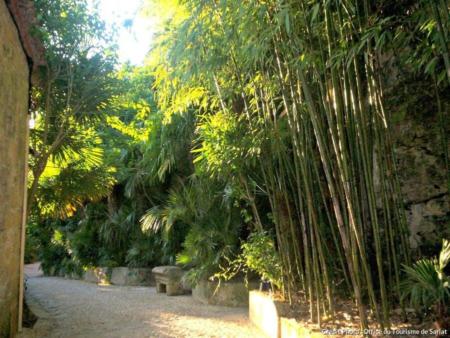 Jardin de la Roque-Gageac