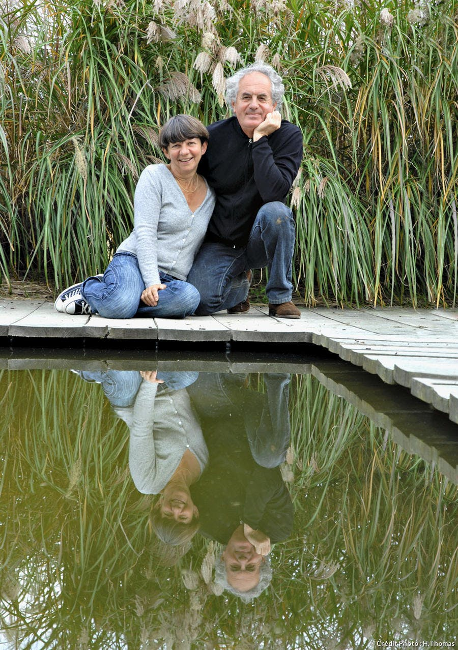 Sylvie et Patrick Quibel