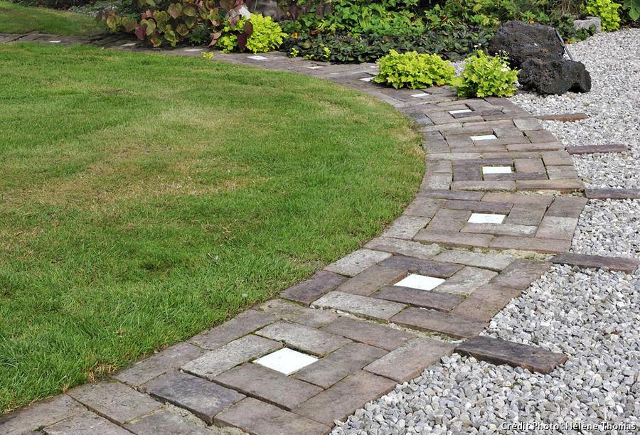 Créer une allée de jardin : mode d\'emploi - Détente Jardin