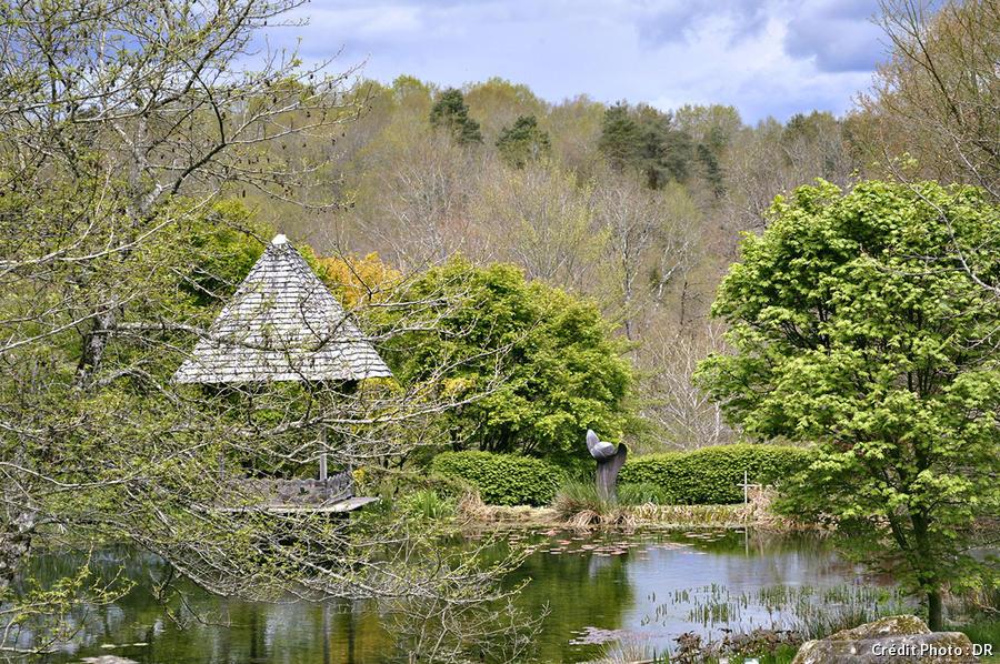 Arboretum sédelle