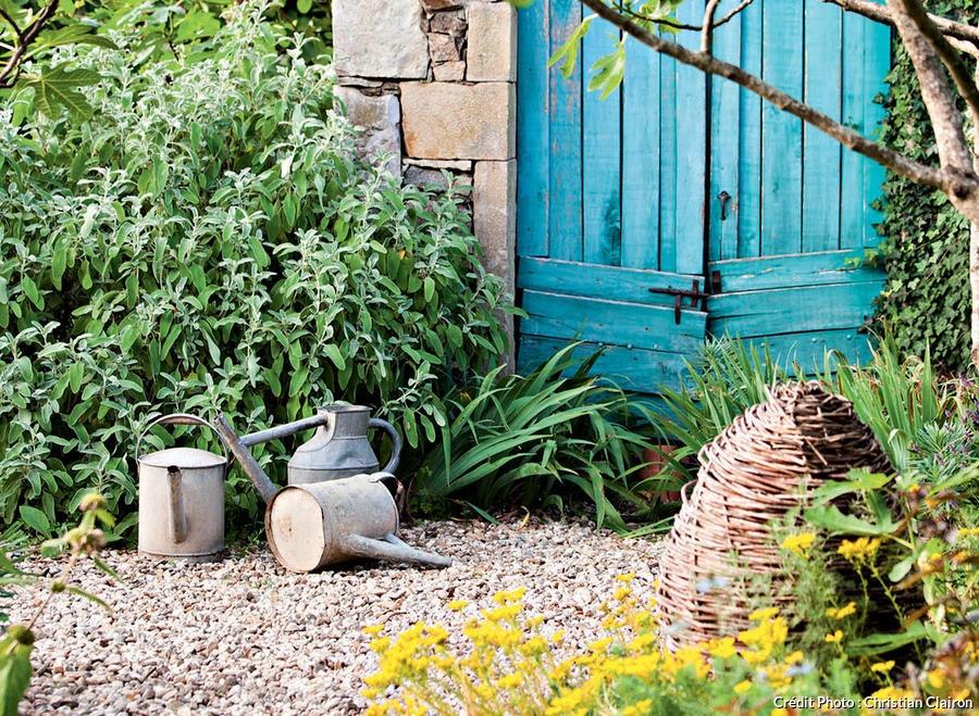 Lovely Un Jardin Sans Entretien