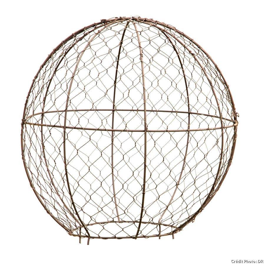 Sphère pour topiaire
