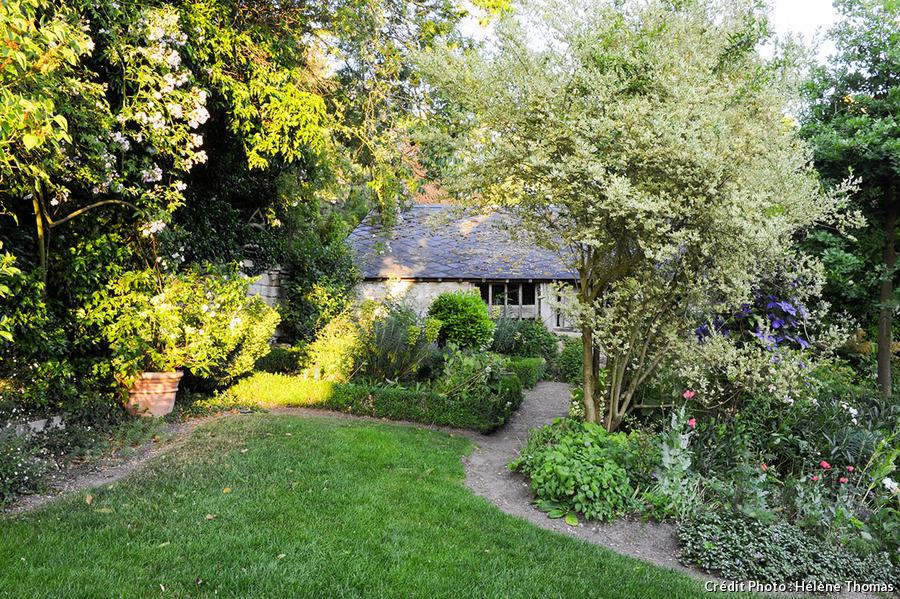jardin dans le Vexin