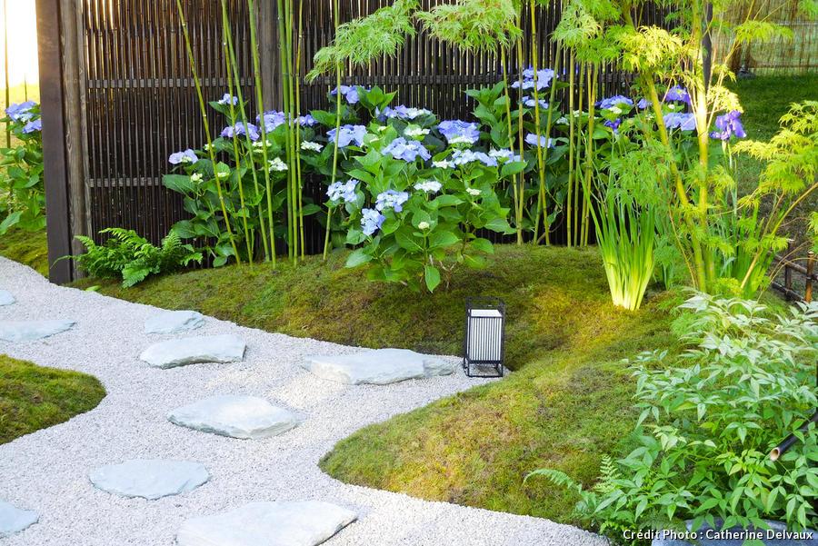 Un Jardin Zen Inspire Des Temples Japonais Detente Jardin