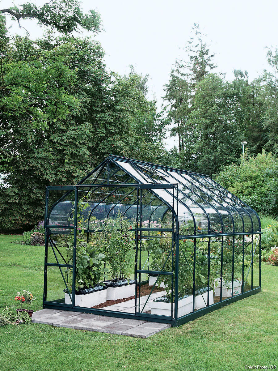 Bien choisir sa serre de jardin - Détente Jardin