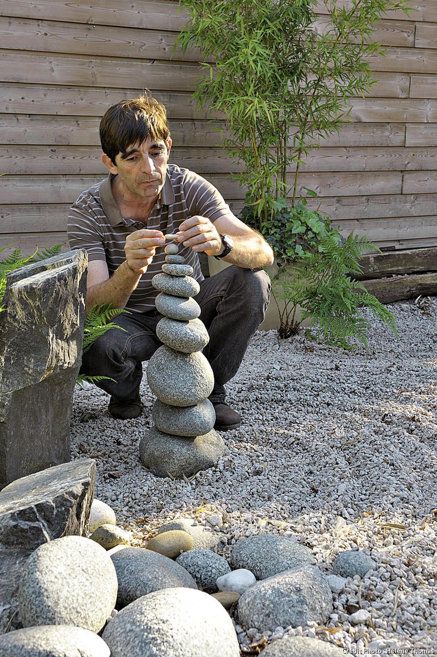 François et ses cairns