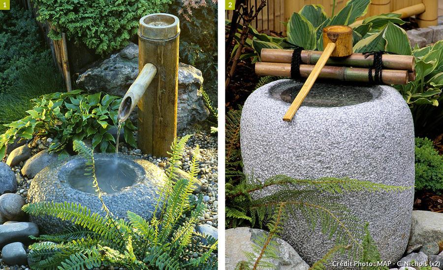 9 Exemples De Fontaines Pour Votre Jardin Detente Jardin