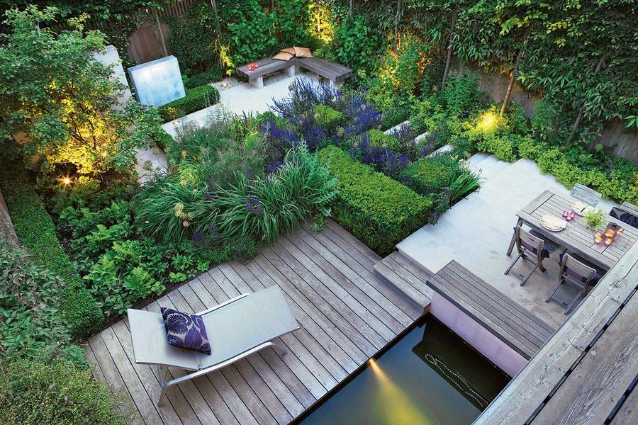 Charmant Petit Jardin