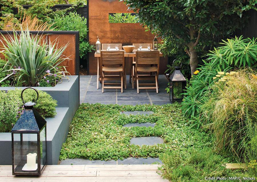 Petit Jardin ▷ le Guide d\'Aménagement 2019 [10 Idées ...