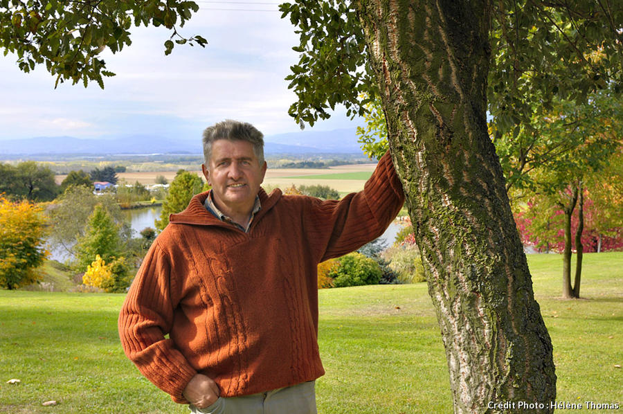 Bois Marquis, Christian Peyron