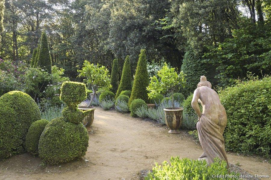 Jardin toscan