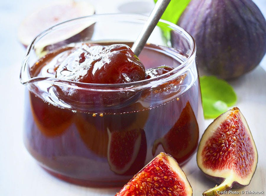 confiture figues