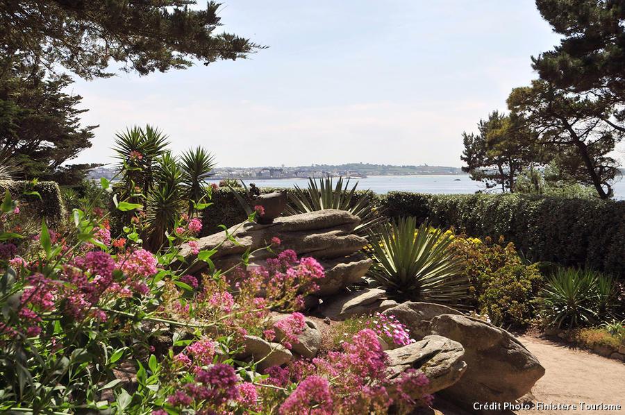 Jardin Georges Delaselle - Île de Batz
