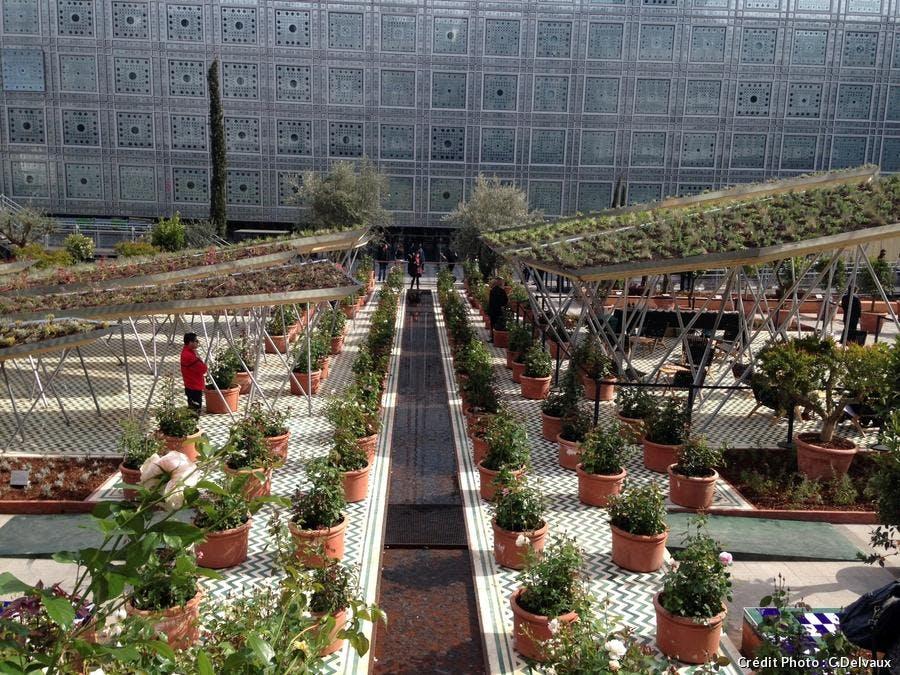 Jardins d'Orient à Paris