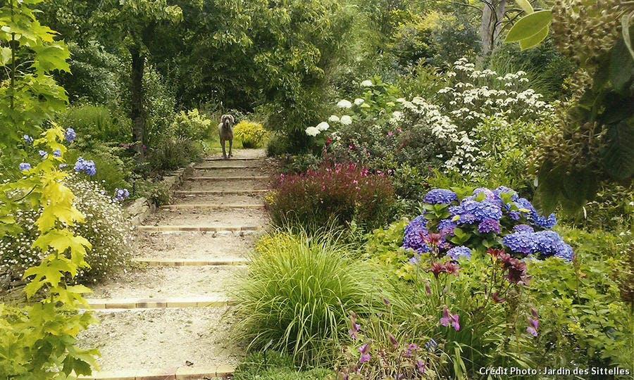 Jardin des Sittelles -  Arzano