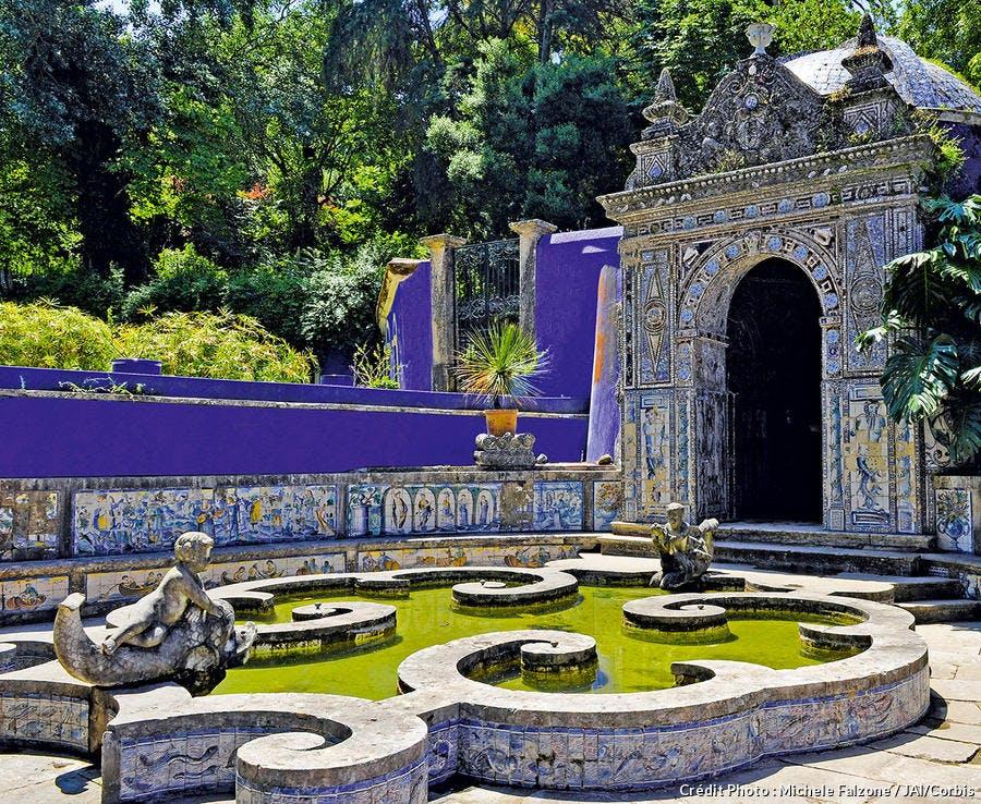Jardin do Palacio dos Marqueses de Fronteira
