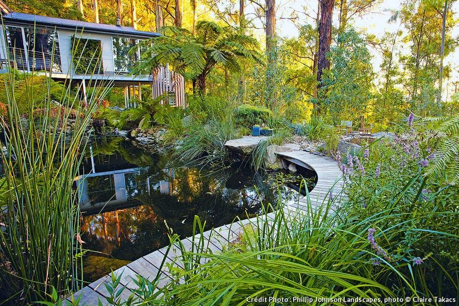 beau jardin