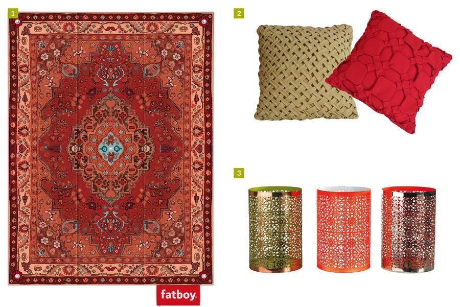 Objets Maroc
