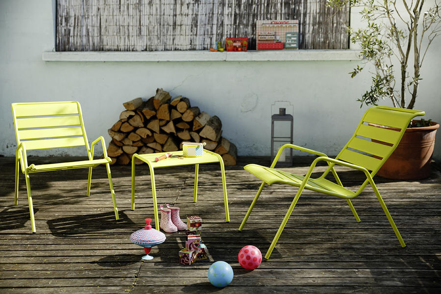 Awesome Salon De Jardin Type Fermob Pictures - House Design ...