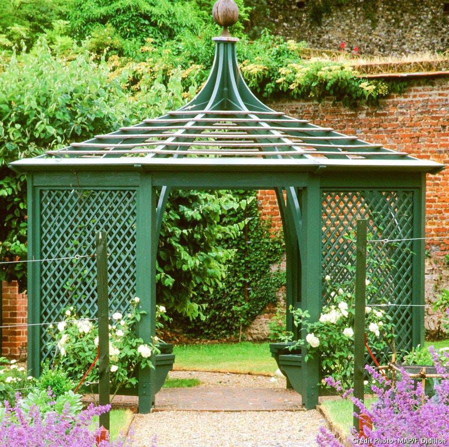 Kiosque jardin, kiosque en bois pour jardin | Détente Jardin