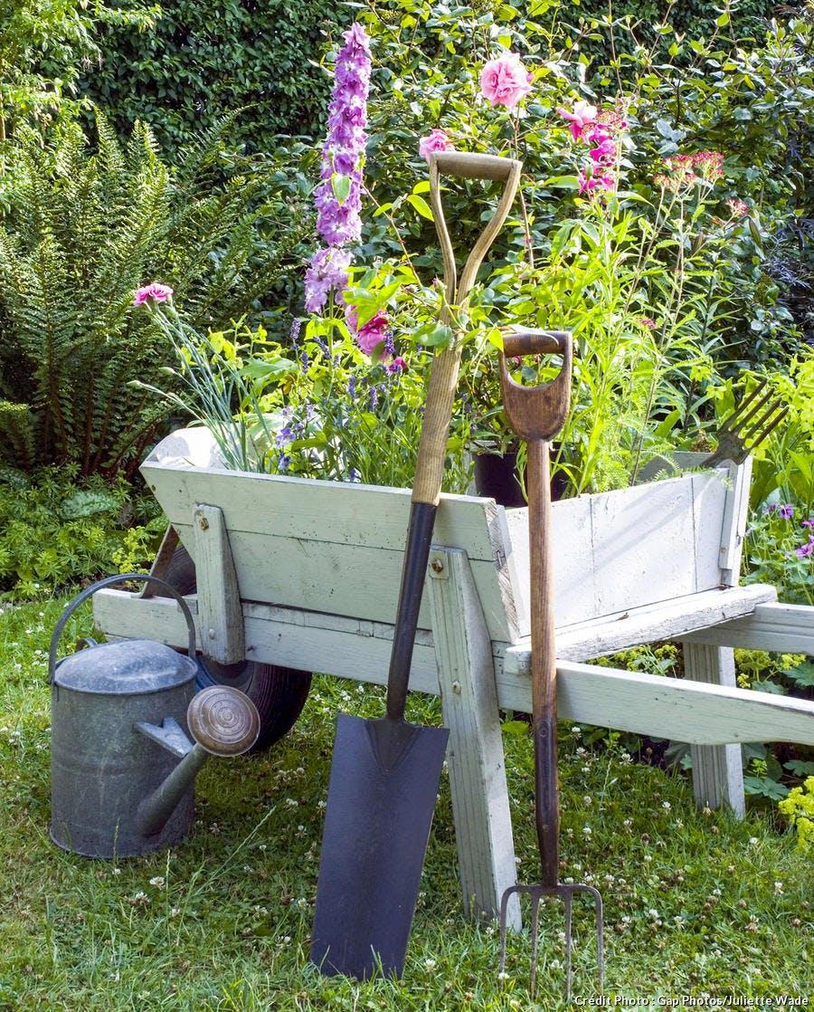 Les outils pour bien planter