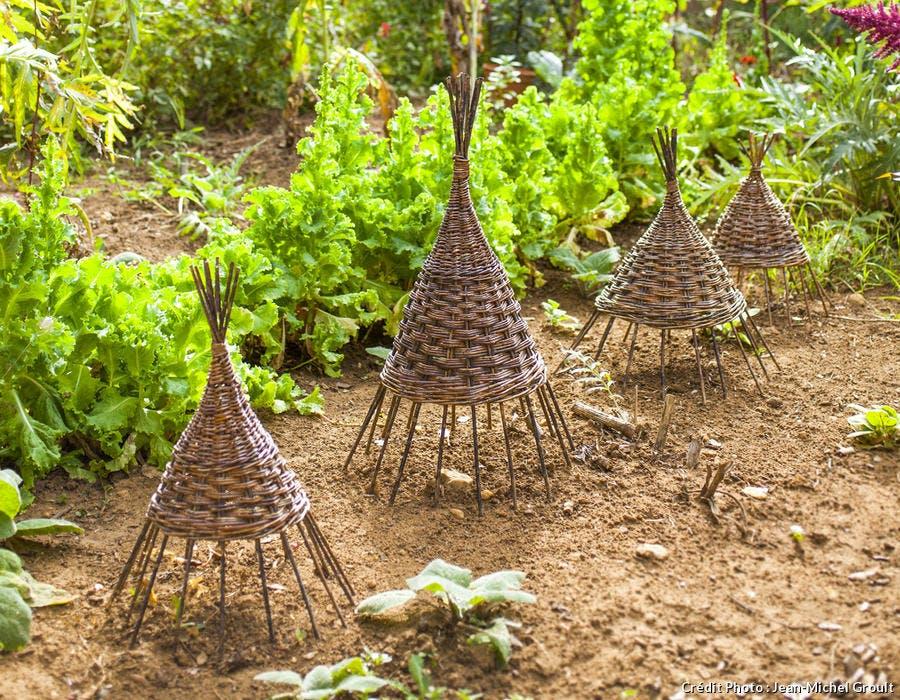 Décoration pour petit jardin