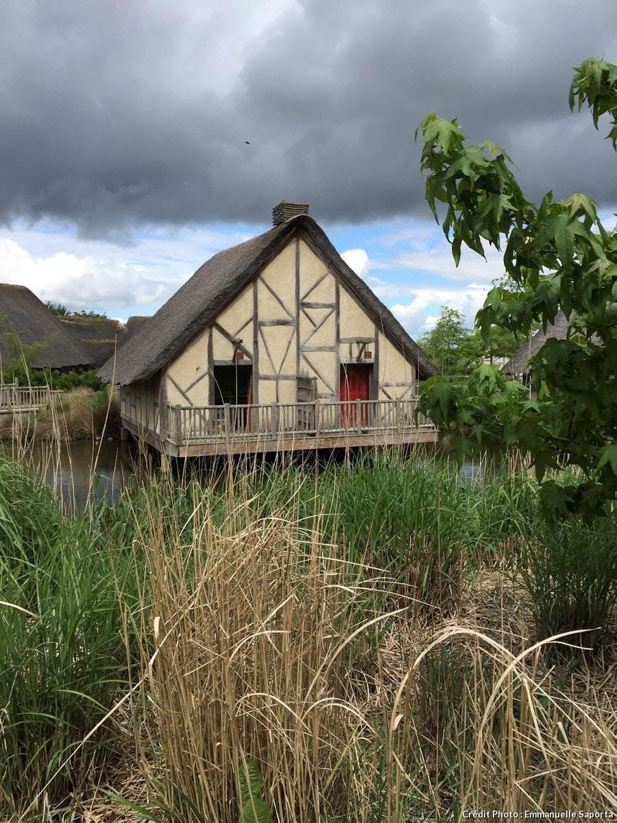 Hébergements le village de Clovis au Puy du Fou