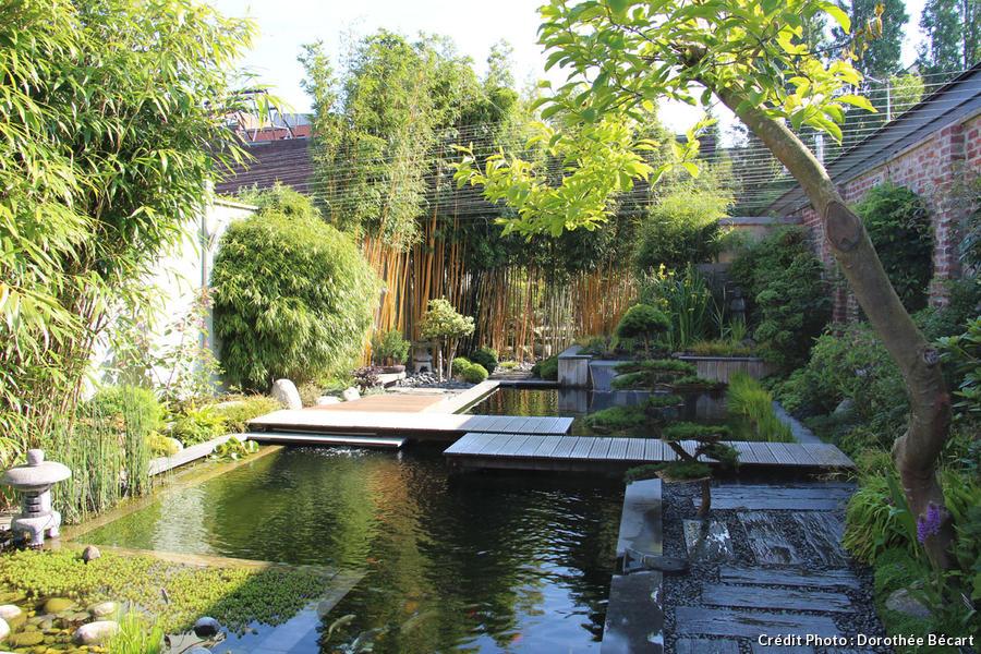 Un jardin japonais aux portes de Lille - Détente Jardin