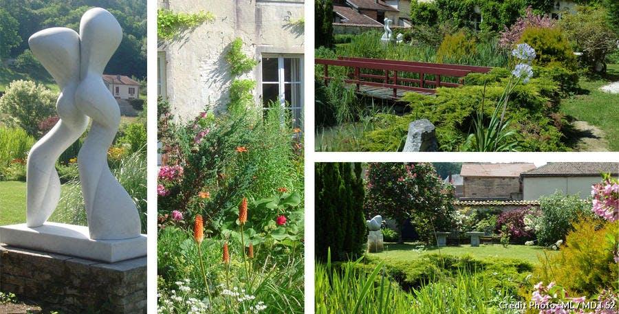 Jardin d'Aline Bienfait