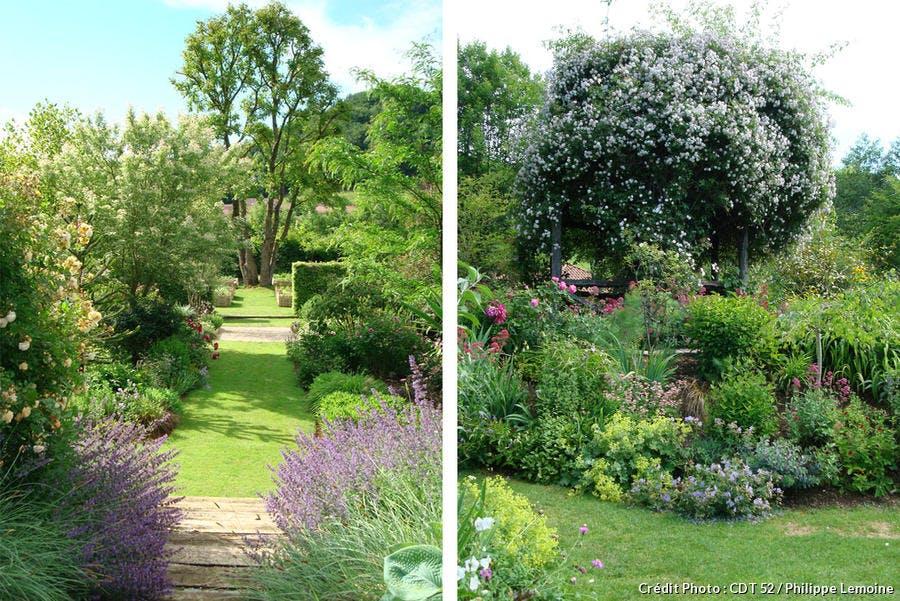 Les jardins de mon moulin