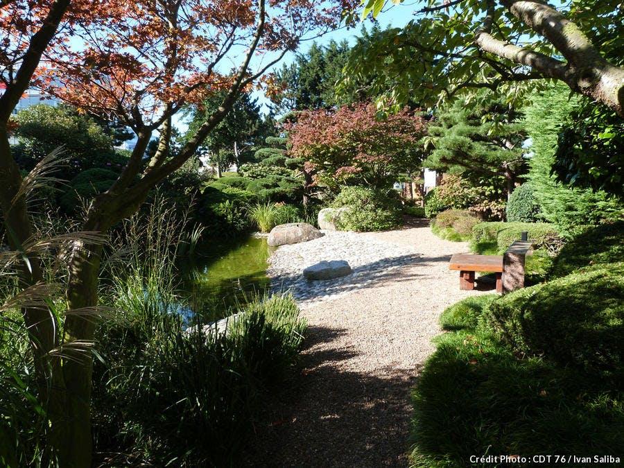Jardin japonais du Havre
