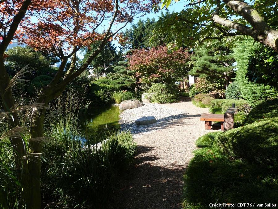 Agreable Jardin Japonais Du Havre