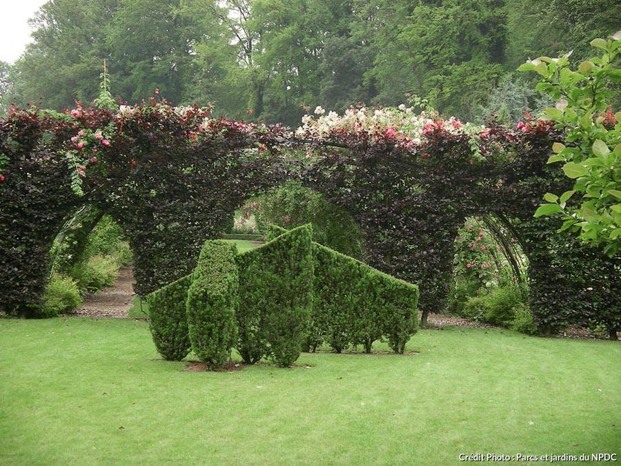 Jardins de Séricourt