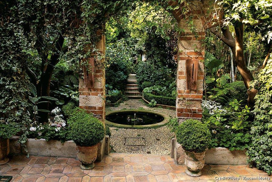 Fontaine pour jardin provençale