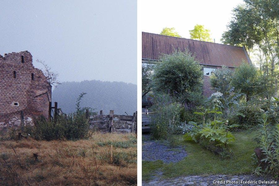 Dans le Nord, un jardin d\'ombres et de lumière - Détente Jardin