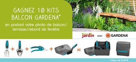 Concours photo « Balcon, terrasse et rebord de fenêtre fleuris »