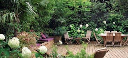 Jardin dense