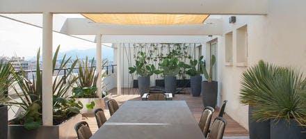 terrasse Marseille