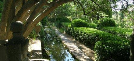 Jardin d'Orvès