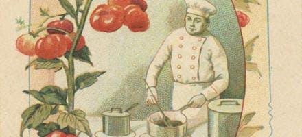 affiche tomates anciennes