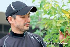 Photo du chef Hisayuki Takeuchi