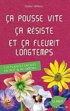 """Couverture du livre """"120 plantes faciles en pot et au jardin"""""""